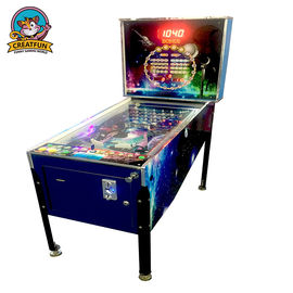 Shopping Mall Vintage Pinball Machines / Digital Arcade Pinball Machine